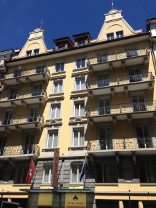 Hotel **** ALPINA Luzern