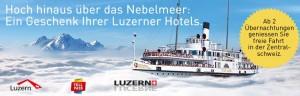 Winter Tell-Pass 2017/18: Freie Fahrt auf See und Berge in der Zentralschweiz!