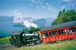 Luzern Rigi Hit: Rundfahrt auf die Rigi - die Königin der Berge
