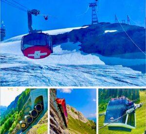 Weltrekord Bahnen Zentralschweiz