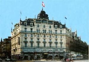 Hotel MONOPOL Luzern direkt am Bahnhof und KKL Luzern