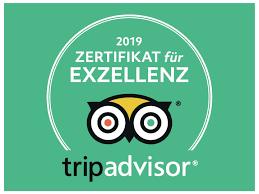 TripAdvisor®-Zertifikat für Exzellenz 2019: Hotel **** MONOPOL Luzern erneut ausgezeichnet!